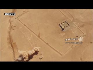 САА штурмует командный пункт боевиков в районе аль-Бадия