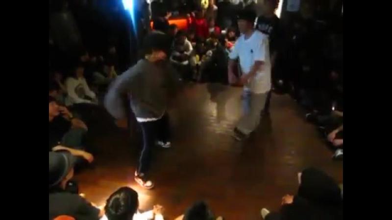 『 부산! 응답하라 2011년도 』 Busan City Kids VOL.1 ¦ 결승 박지민(JUST DANCE 아카데미),이남두 VS 구서원,곽예진 ⁄ DANCE BATTLE