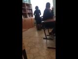 Вот что делают с учениками учителя в селе Истье, Старожиловский район