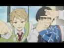 Смешной момент из аниме За гранью