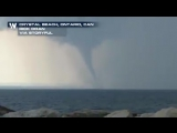 ICYMI This terrifying waterspout was spotted in southern Ontario Friday, not far from the border with New York.