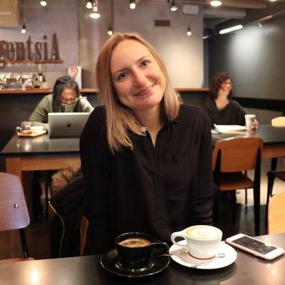Екатерина Олифер