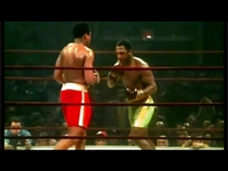Muhammad Ali vs Joe Frazier 1971 knockdown