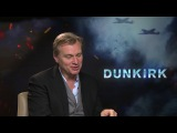Christopher Nolan on Tom Hardy and Embarrassing Interview Moment