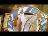 В средневековой лавке у мастера по витражам и зеркалам