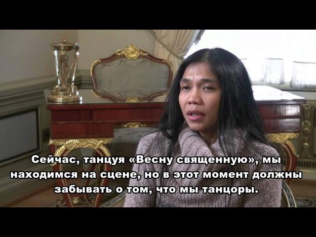 Зелёная гостиная: интервью с Дитой Мирандой Ясфи