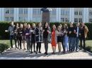 Привітання улюбленим викладачам з Днем вчителя від 4 курсу НН ІІФ СумДПУ