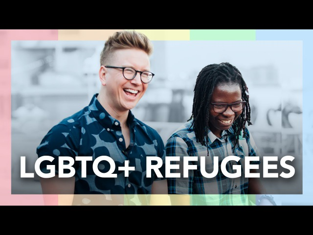 A Matter of Life or Death: LGBTQ Refugees | Chosen Family | Part 5