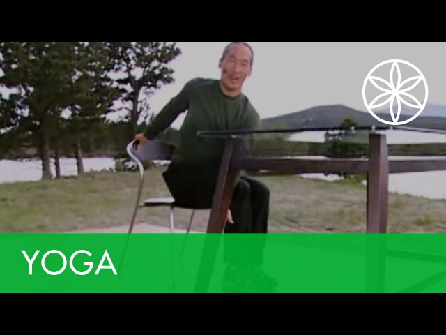 Desk Yoga: Stress-Relieving Back Stretches to Do in Your Chair | Yoga | Gaiam
