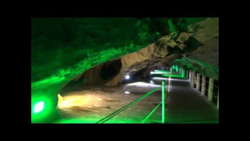 Шеньян (Китай) 2017 Пещера Бэньси