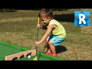 ★ Турция День 4 Играем в Мини-Гольф на Территории Отеля Рома Шоу Play Mini-Golf from Roma Show