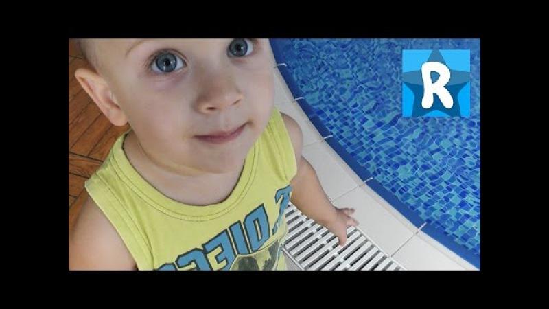 ★ Турция День 1 Гуляем в Спа-Центре Распаковка Телефон с Жвачками Turkey spa gym Unpacking Toys