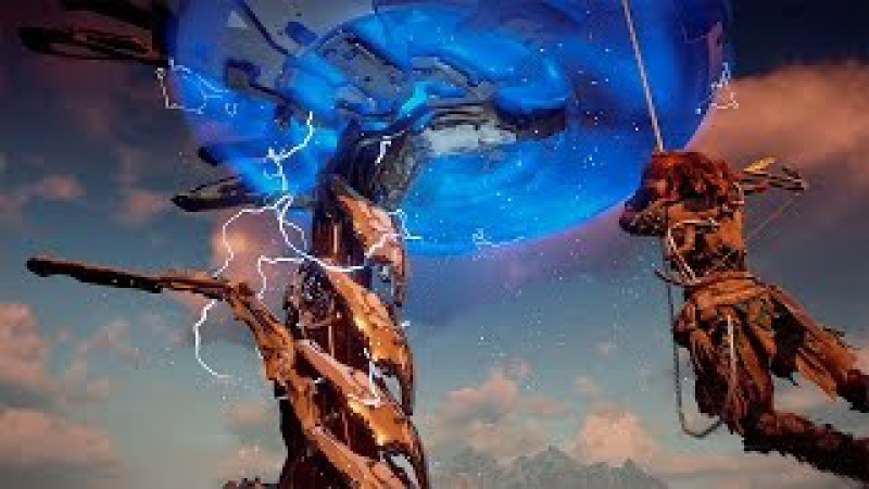 ЖИРАФ С ЛЕТАЮЩЕЙ ТАРЕЛКОЙ ► Horizon Zero Dawn 5