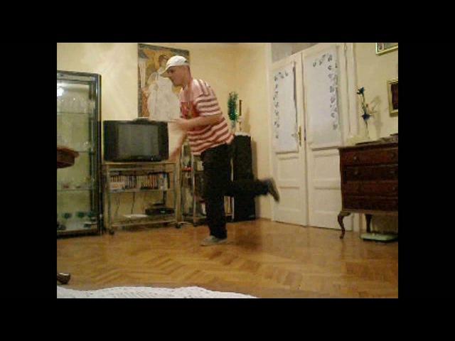 Smesno djuskam (funny dance) uz pesme filma Bad Boys i grupe Beat Street iz Srbije – Vlada J.