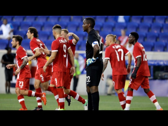 Canada 4-2 French Guiana | CONCACAF Gold Cup 2017