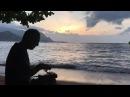Hanalei Bay Sunset Array mbira