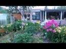 Мой прекрасный сад Сказка на 4 сотках с минибассейном устроенным в цветнике