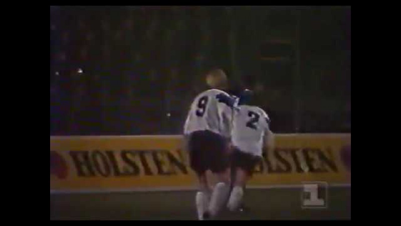 Торпедо (М) vs Реал Мадрид / 04.11.1992 / Torpedo Moscow - Real Madrid CF