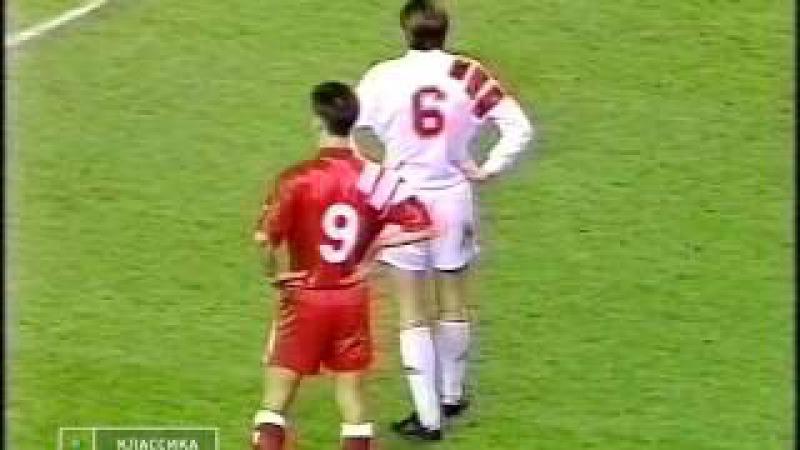Ливерпуль vs Спартак (М) / 04.11.1992 / Liverpool FC - Spartak Moscow