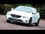 Volvo V40 D2 R Design UK spec 2016