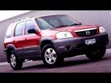 Mazda Tribute AU spec J14 01 2004 07 2006