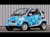 Smart City Cabrio UK spec 2000 04