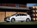 Hyundai IONIQ plug in hybrid North America 2017 2017