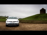 Volkswagen Golf Alltrack UK spec Typ 5G 2017