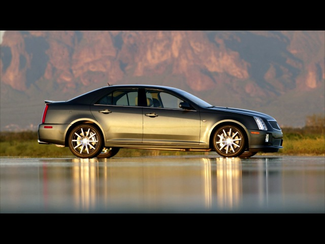Cadillac STS SAE 100 Concept 2005