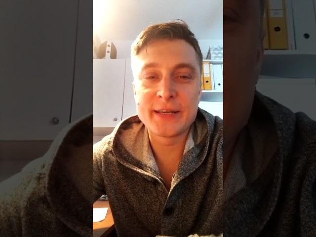 Видеоотзыв на Тренинг Аделя Гадельшина от Алексанина Кирилла