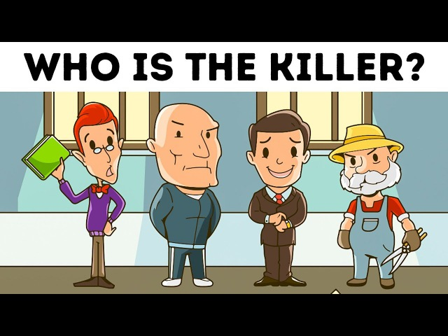 7 Mystery Riddles Only the Smartest 5 Can Solve