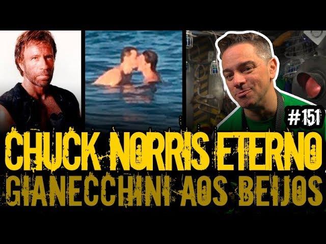 GIANECCHINI AOS BEIJOS INFARTOS DO CHUCK NORRIS | Plantão do Vilela | 151