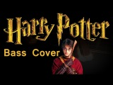 Harry Potter ost bass cover everyday play#205