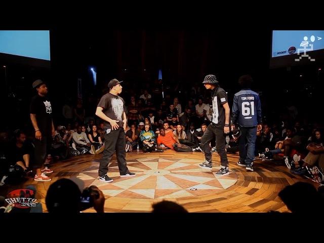 Танцы с ЕФФЕКТАМИТанцор Salah УНИЧТОЖАЕТ Les Twins !!работа от Slavik_Stylez