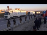 Дагестанские дороги - коридор нацгвардейцев