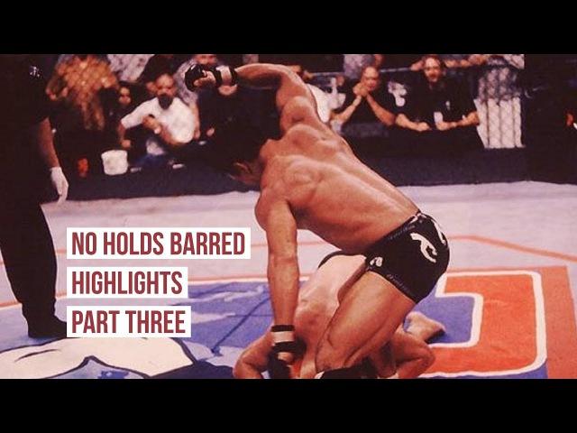 UFC Old School NHB Highlights - Part Three