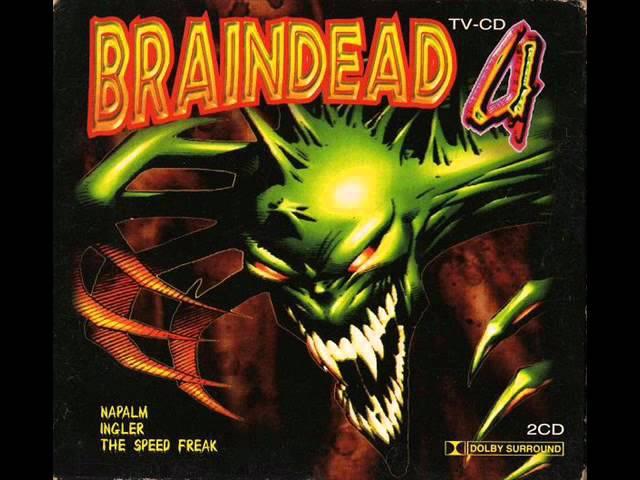 The Berzerker - Fuckin´ Animals (Terror Gabber Techno Hardcore Early Rave Acid Metal Splitter 1996)