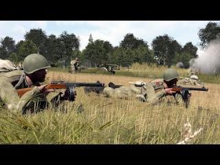 Самая Реалистичная Игра про Вторую Мировую Войну на ПК ! Симулятор Iron Front 1944