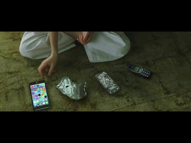 IPhone в Матрице