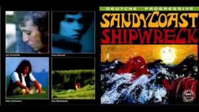 Sandy Coast -- Shipwreck ( 1969, Prog / Psych Rock, Netherlands )
