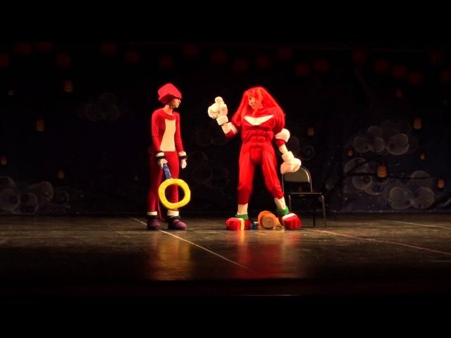 Oni no Yoru 2014 Тайна изумруда хаоса Sonic the Hedgehog Арбод Месв!