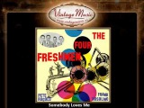 The Four Freshmen -- Somebody Loves Me (VintageMusic.es)