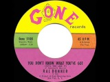 1961 HITS ARCHIVE You Dont Know What Youve Got (Until You Lose It) - Ral Donner