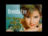 Brenda Lee The Greatest Hits 'I'm Sorry' And more (P)2017