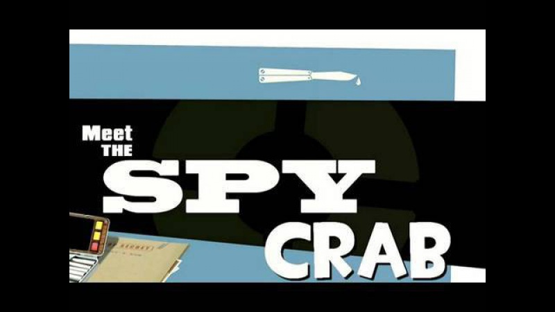 Meet The Spycrab Team Fortress 2 Machinima
