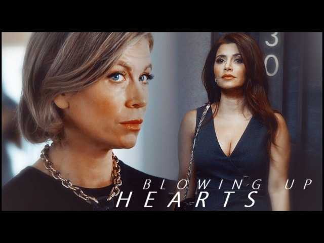 Margot felicity | blowing up hearts [2x10]
