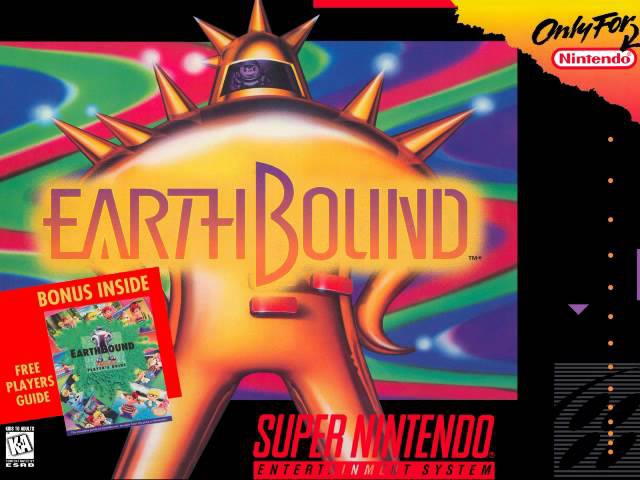 OST - Earthbound