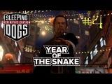 Sleeping DogsDefinitive Edition. Год Змеи (Year of the Snake). Безопасность в дороге.