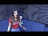 Шок!Анастасия Аренсбург. Yma Sumac - gopher mambo 5 Octave Vocal Range, голос 5 октав.