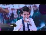   Eddy Valenzuela   - VIVIR MI VIDA - Marc Anthony - Academia Kids (Cover)
